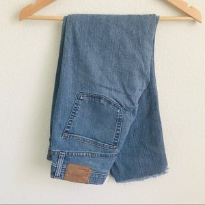 J.Crew high rise vintage crop jeans 27